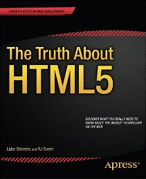 Truth About HTML5 book cover